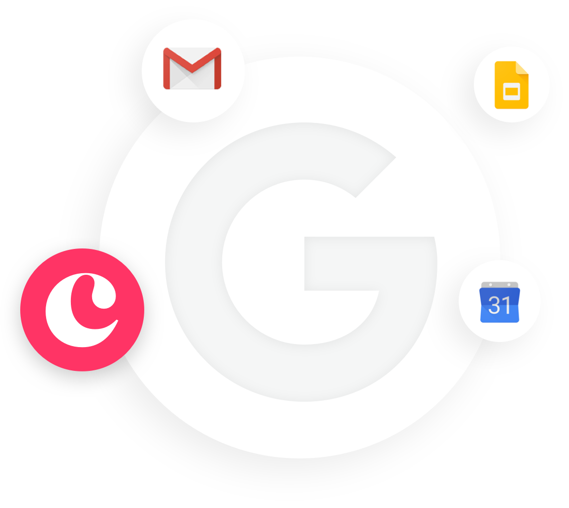 G suite hero image