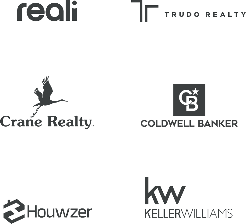 Industry real estate logo